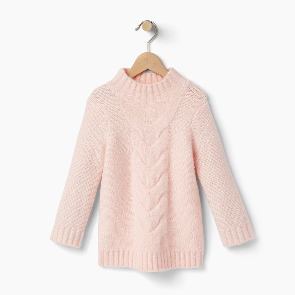 Roots-undefined-Toddler Cable Knit Tunic-undefined-A