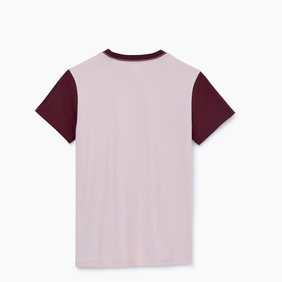 Roots-undefined-Womens Watson T-shirt-undefined-B