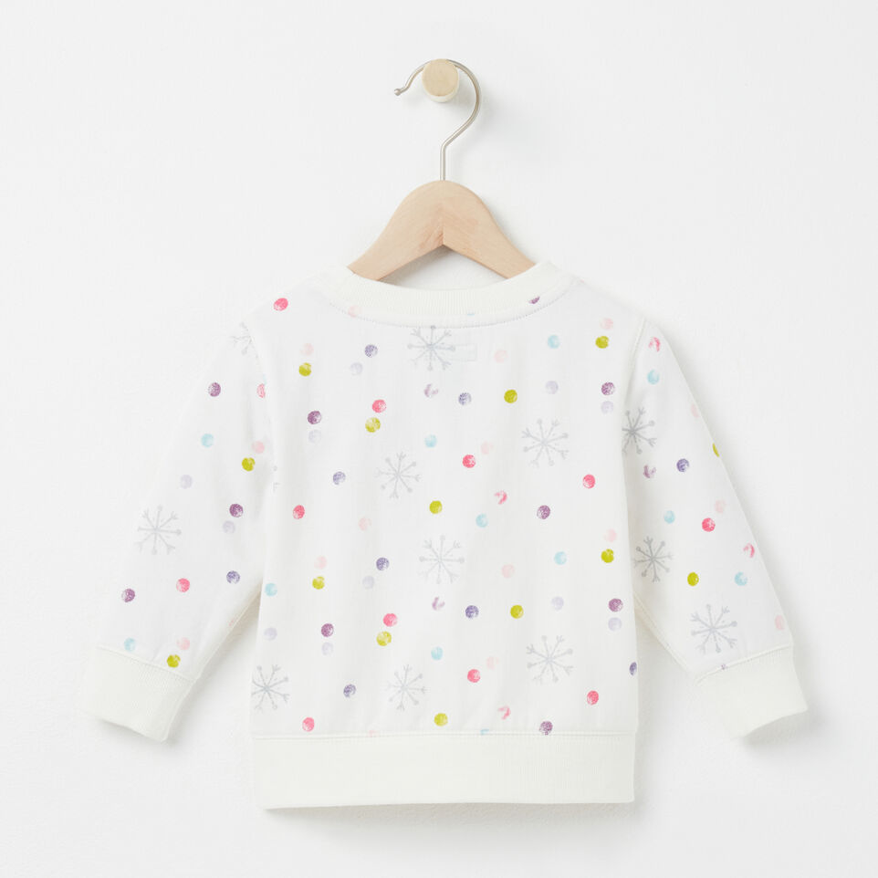 Roots-undefined-Baby Sofie Crewneck-undefined-B