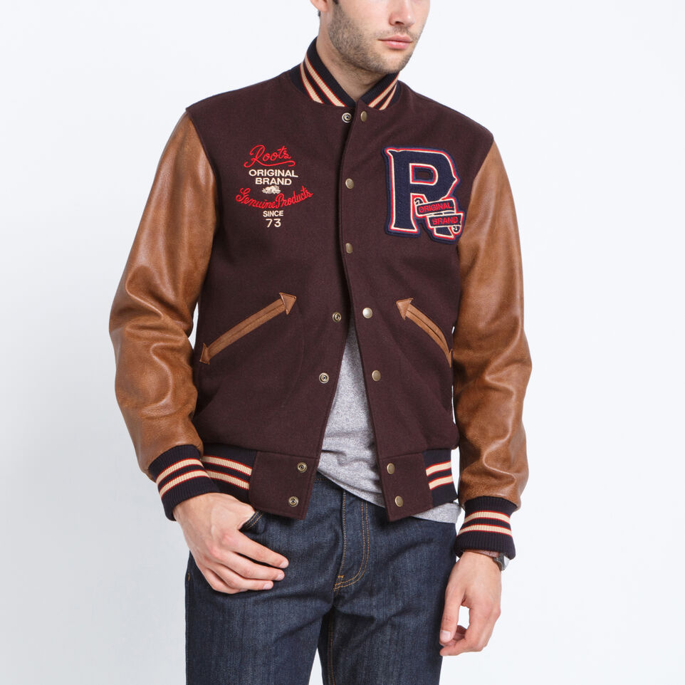 Roots-undefined-Veste Award Vintage Tribe-undefined-E