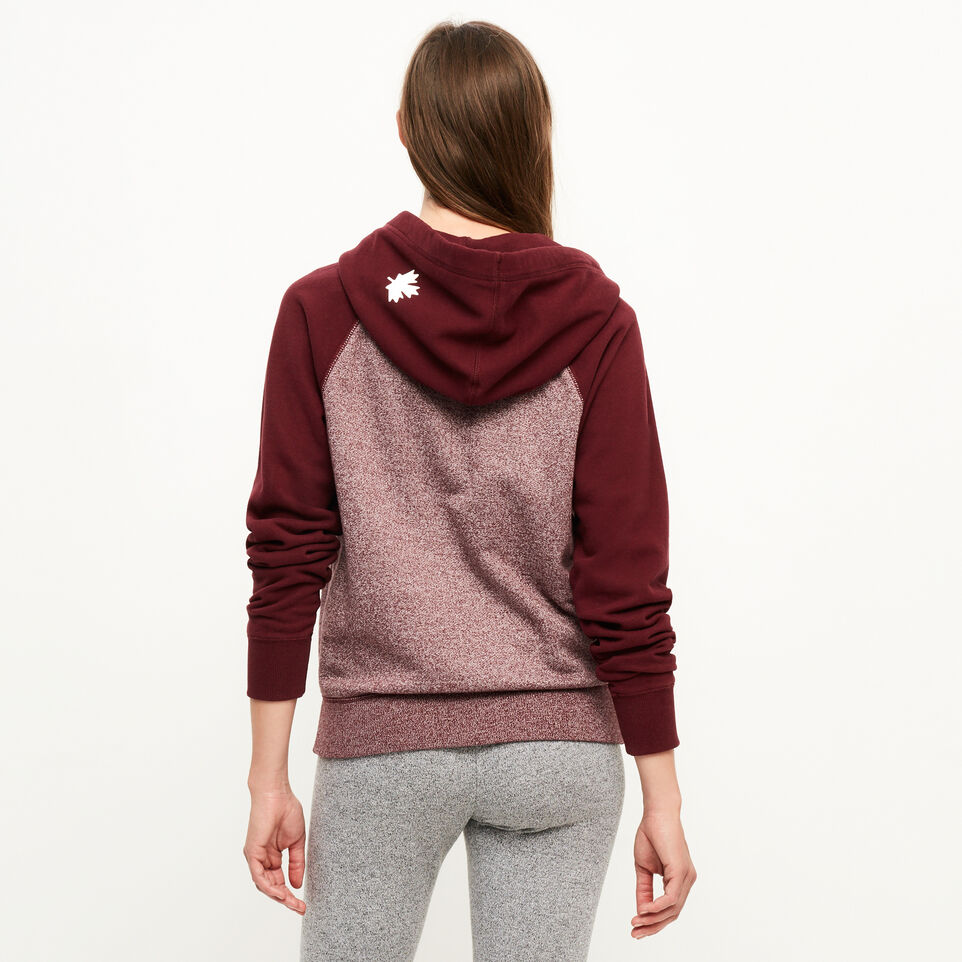 Roots-undefined-Colour-blocked Zip Hoody-undefined-D