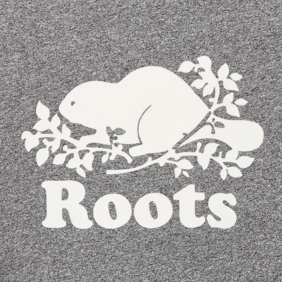 Roots-undefined-T-shirt Cooper Baseball pour filles-undefined-C