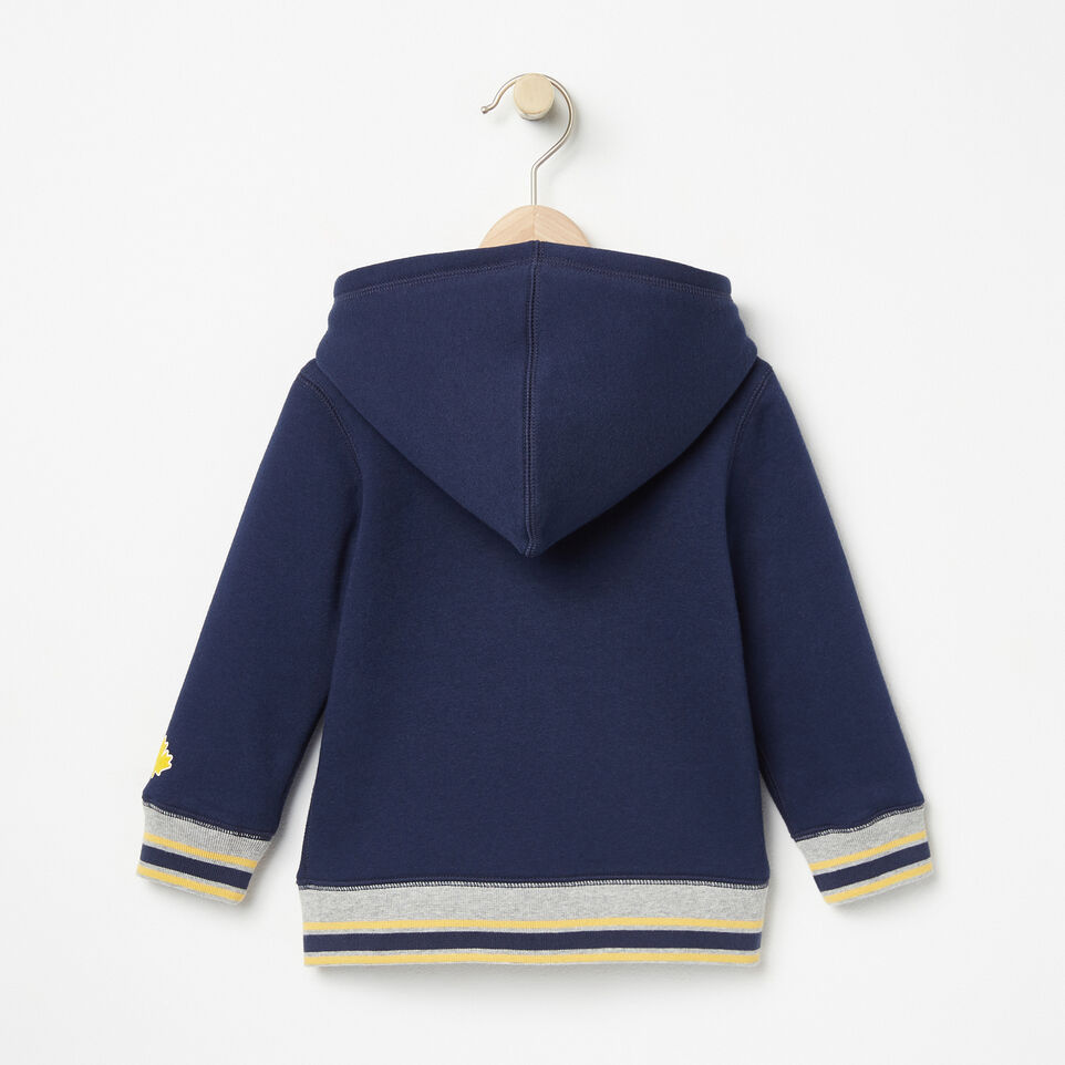 Roots-undefined-Toddler Sideline Full Zip Hoody-undefined-B