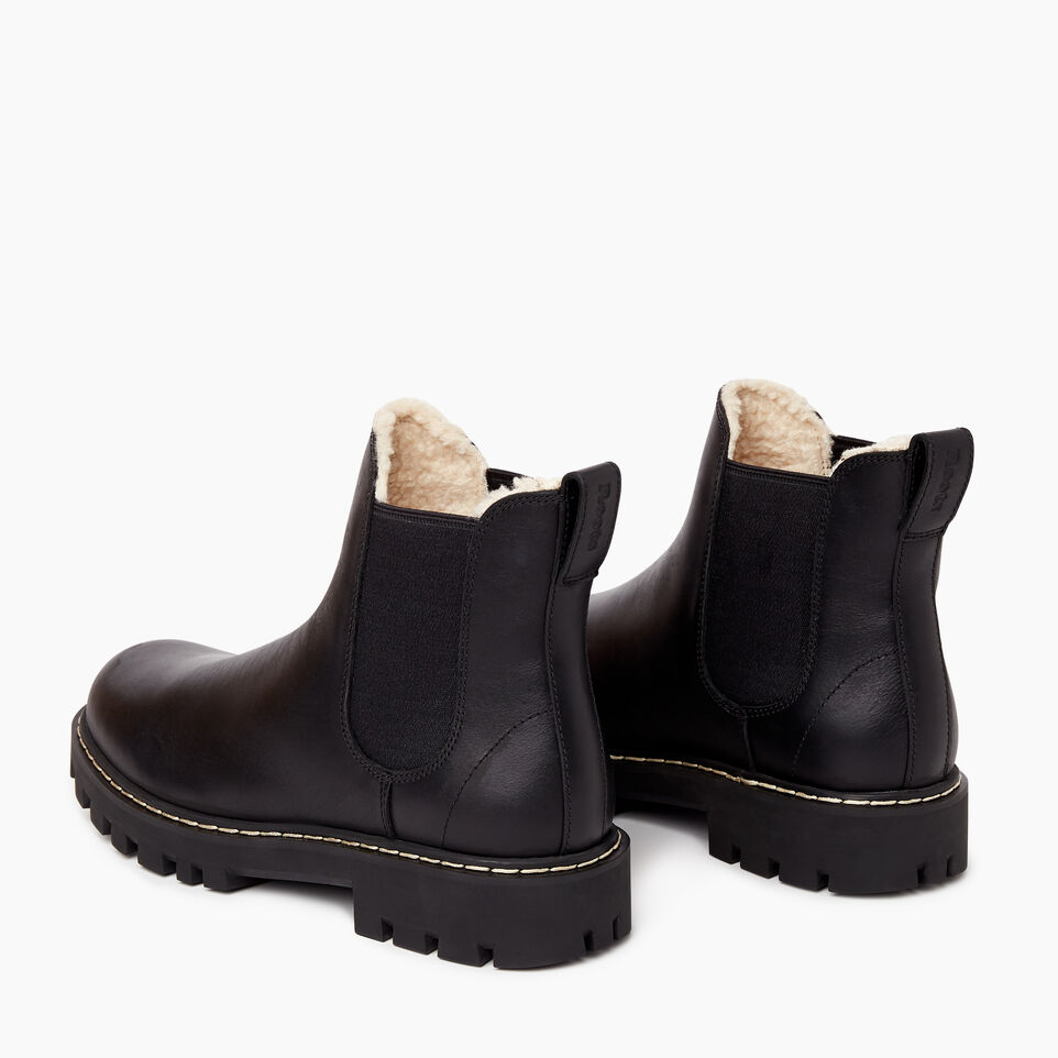 Roots-Footwear Our Favourite New Arrivals-Womens Tobermory Chelsea Boot-Black-E