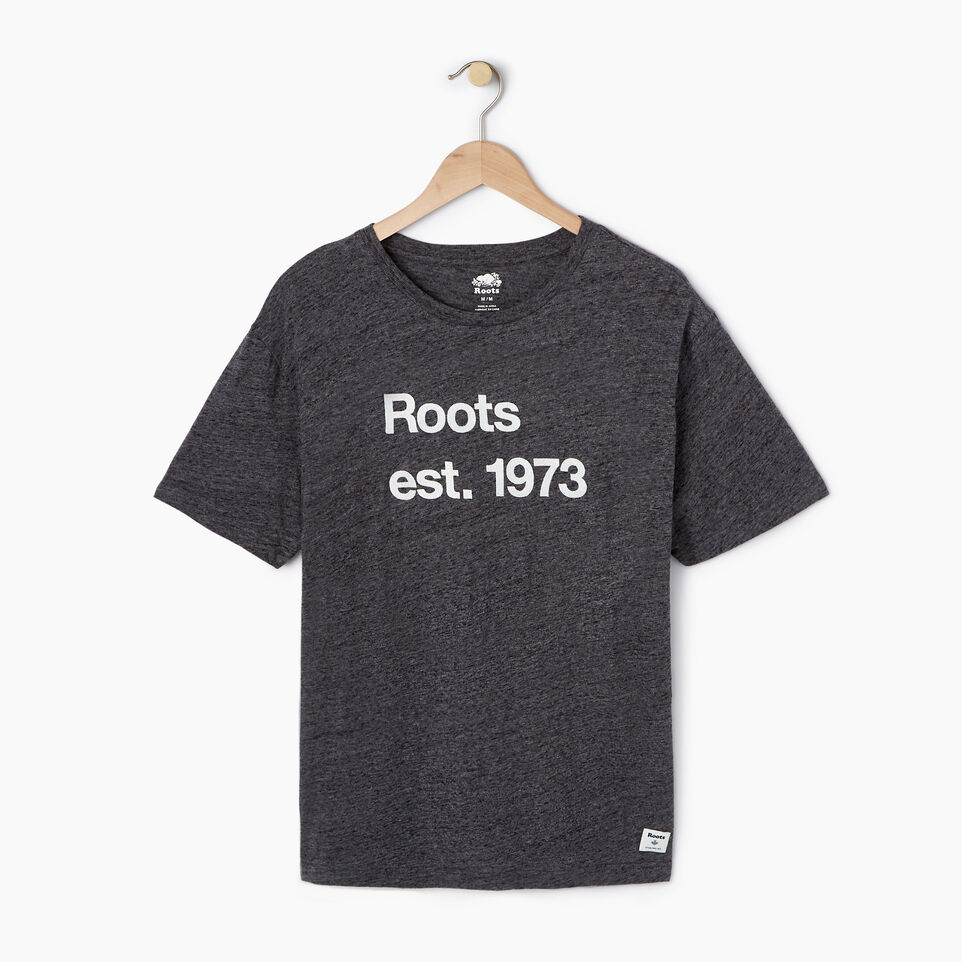 Roots-undefined-Mens Est. 1973 Chain T-shirt-undefined-A