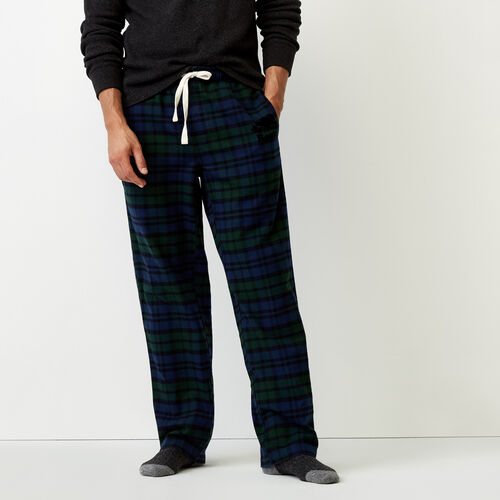 Roots-Winter Sale Bottoms-Inglenook Lounge Pant-Navy Blazer-A
