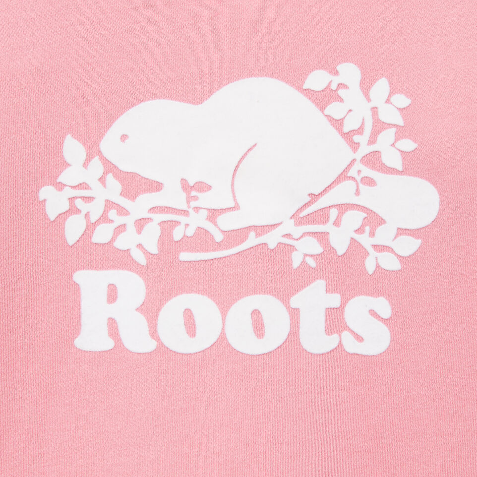 Roots-undefined-Toddler Original Cooper Beaver T-shirt-undefined-D