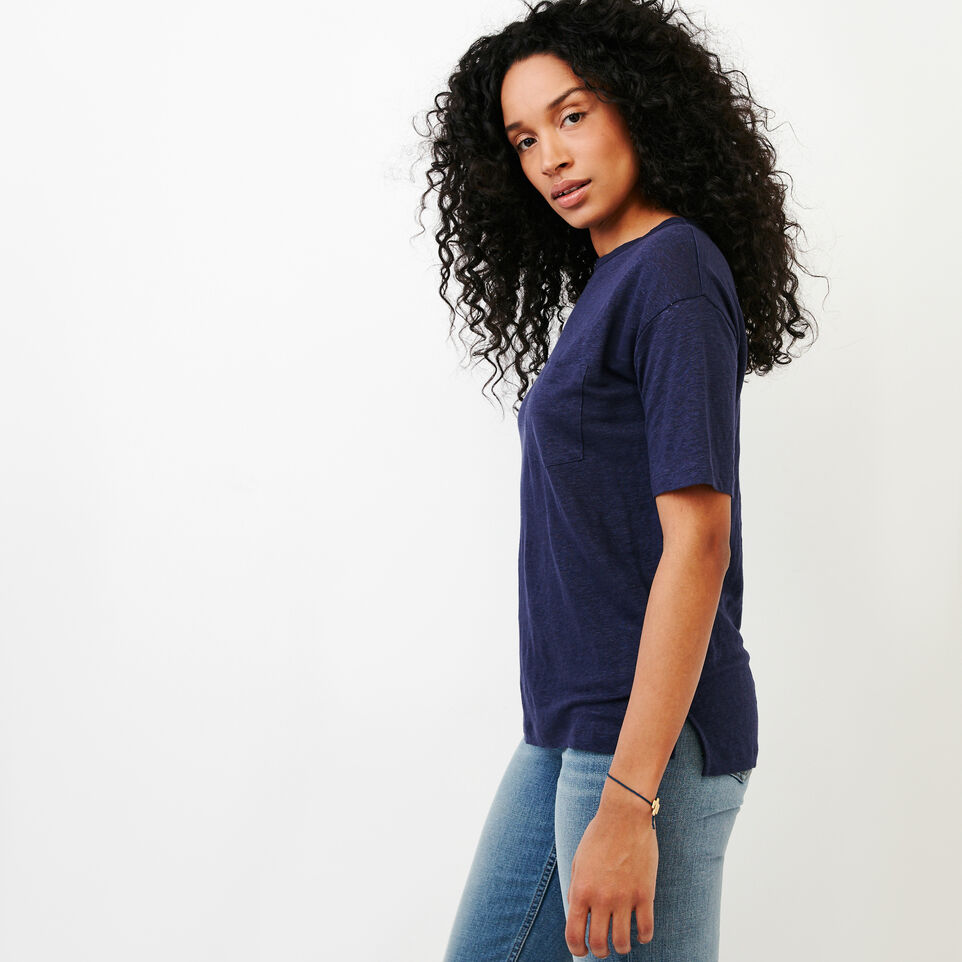 Roots-Women Our Favourite New Arrivals-Sara Top-Eclipse-C