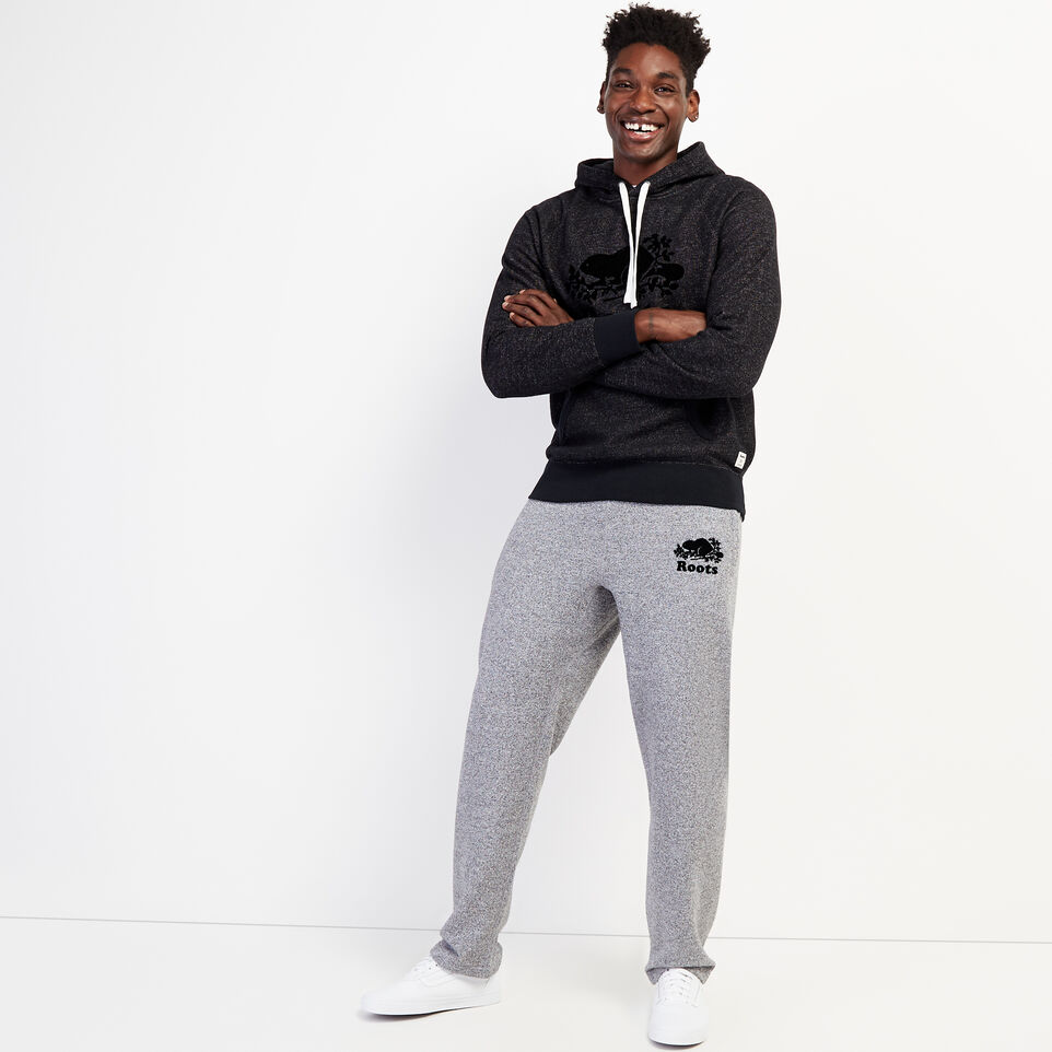 Roots-undefined-Roots Salt and Pepper Heritage Sweatpant-undefined-B