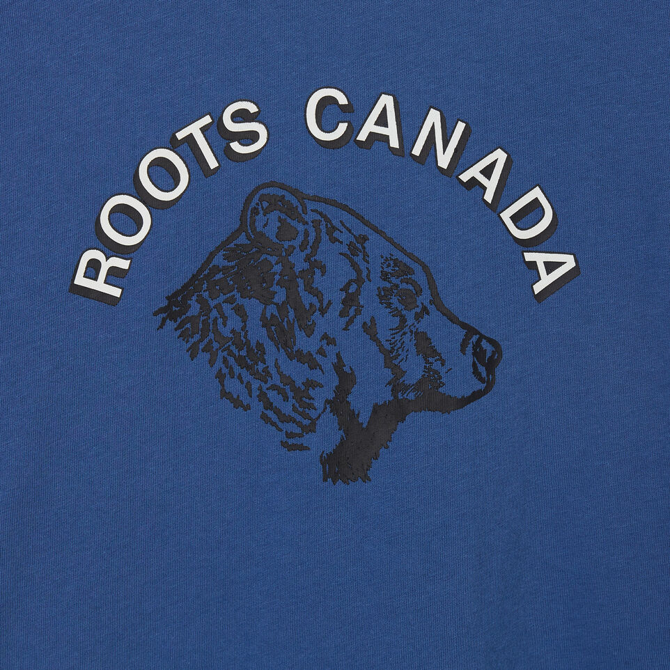 Roots-undefined-Boys Roots Grizzly T-shirt-undefined-C