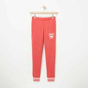 Roots-Kids Girls-Girls RBC Slim Sweatpant-Tomato Mix-A