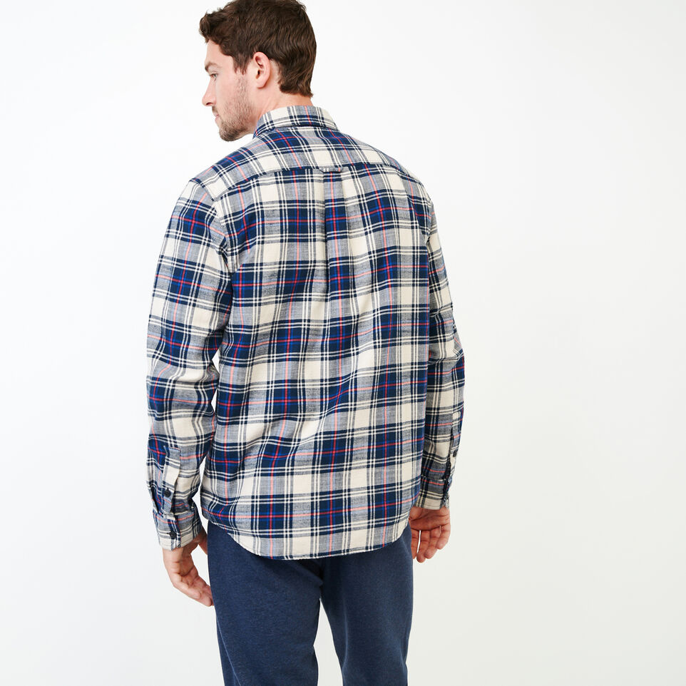 Roots-undefined-Bromont Plaid Shirt-undefined-D