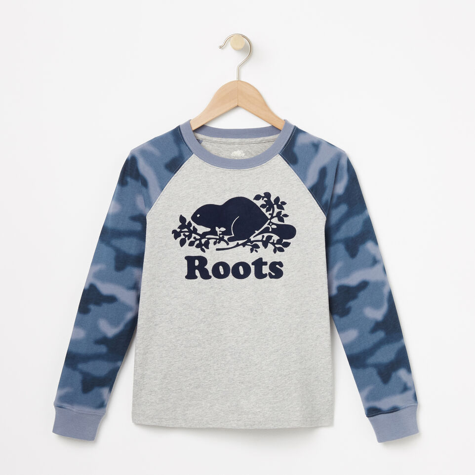 Roots-undefined-Boys Blurred Camo Top-undefined-A
