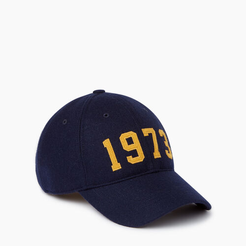 Roots-Men Our Favourite New Arrivals-1973 Baseball Cap-Navy Blazer-A