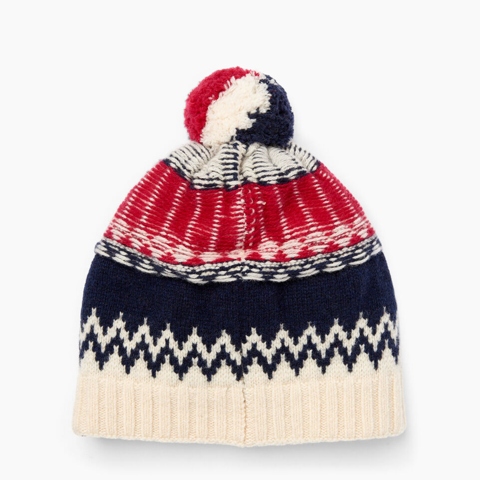 Roots-Women Our Favourite New Arrivals-Tundra Fair Isle Toque-Multi-C