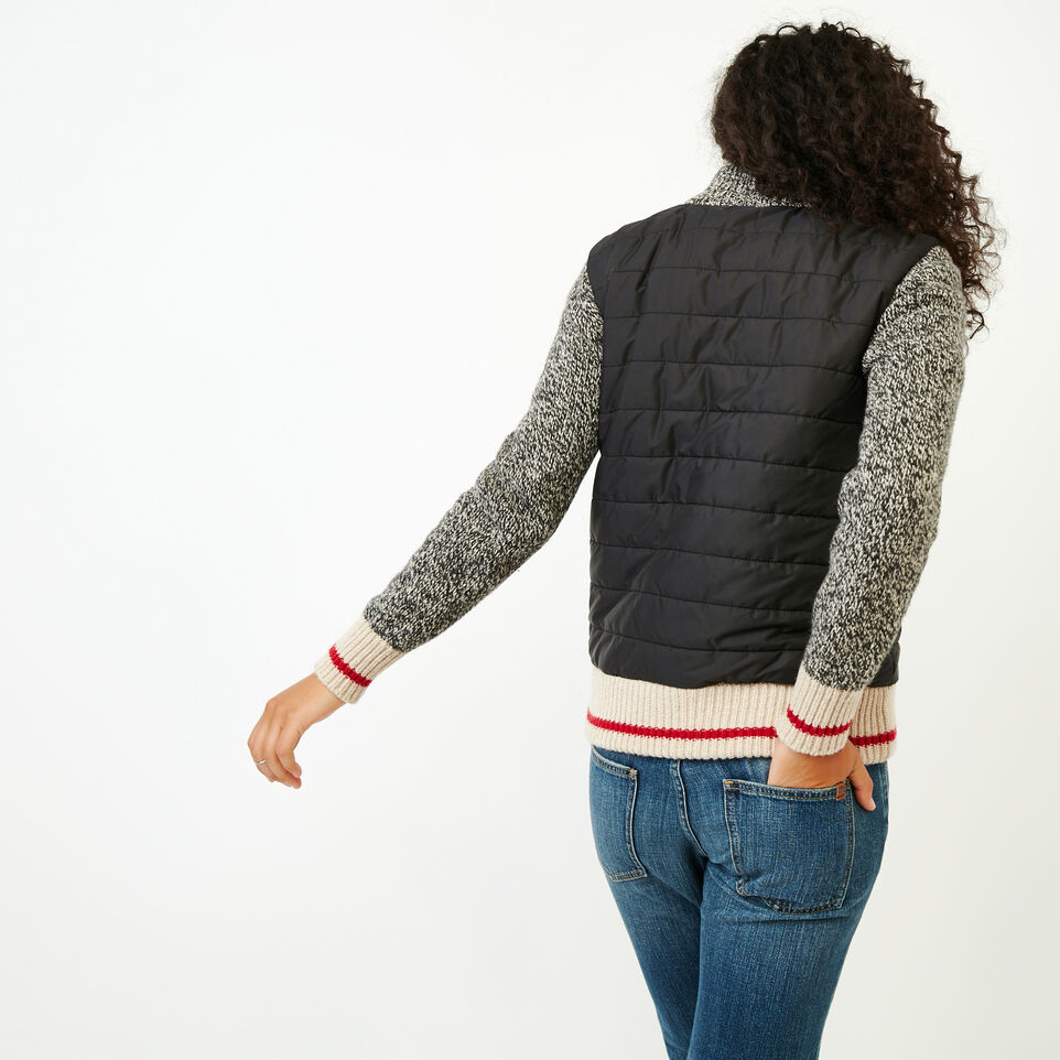 Roots-undefined-Roots Cabin Quilted Jacket-undefined-D