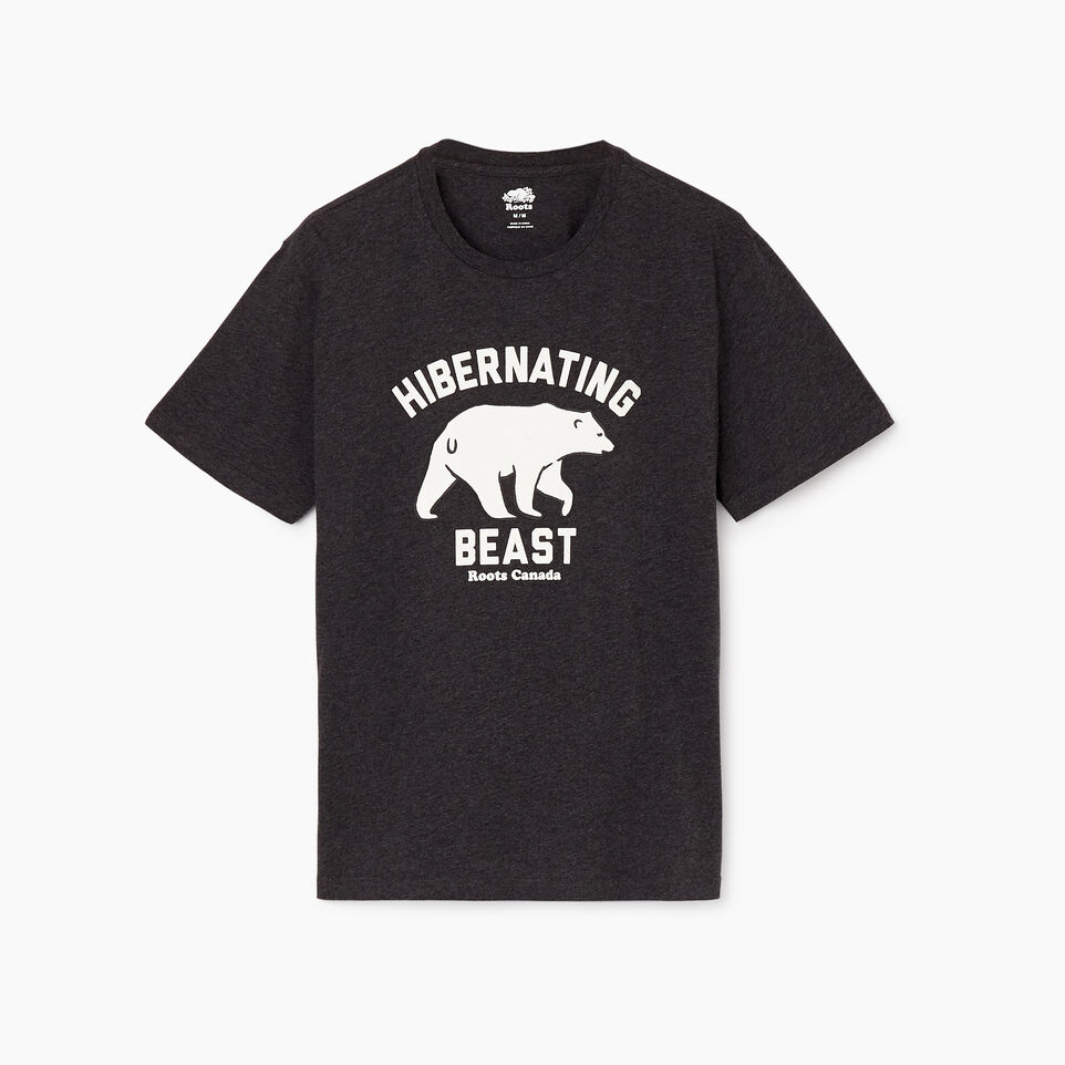 Roots-undefined-Mens Hibernate T-shirt-undefined-A