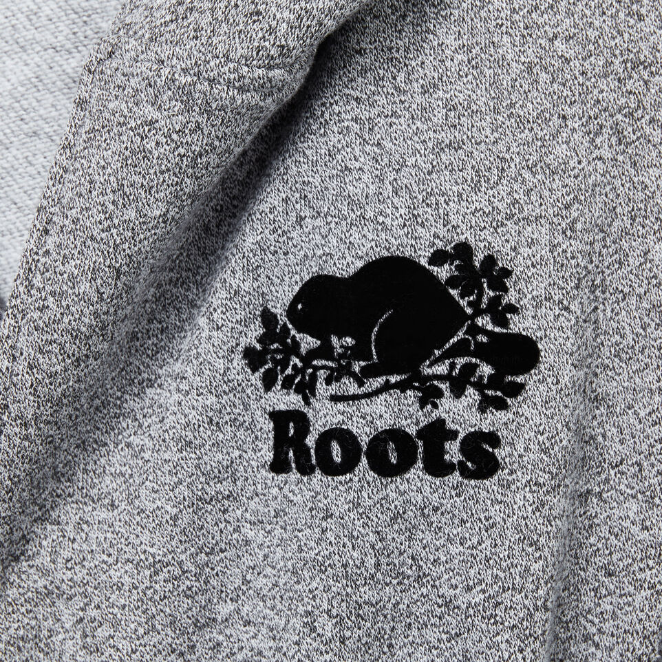 Roots-undefined-Roots Salt And Pepper Hooded Robe-undefined-B