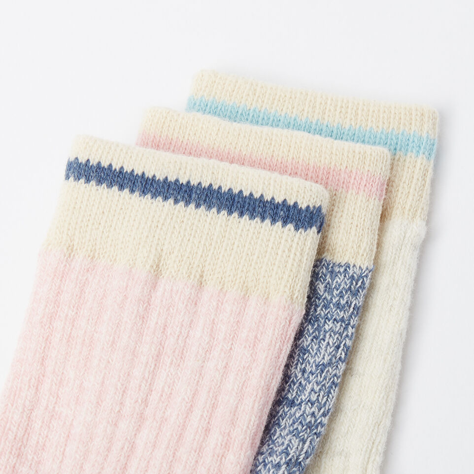 Roots-undefined-Toddler Cabin Sock 3 Pack-undefined-C