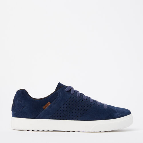 Roots-Footwear Men's Footwear-Mens Bellwoods Low Sneaker-Cascade Blue-A
