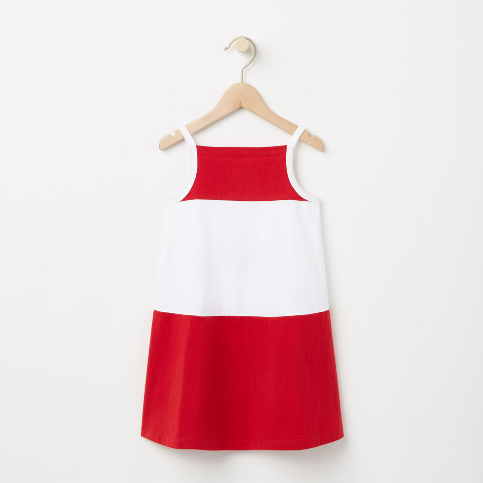 Roots-undefined-Tout-Petits Robe Camisole Drapeau Canada-undefined-B