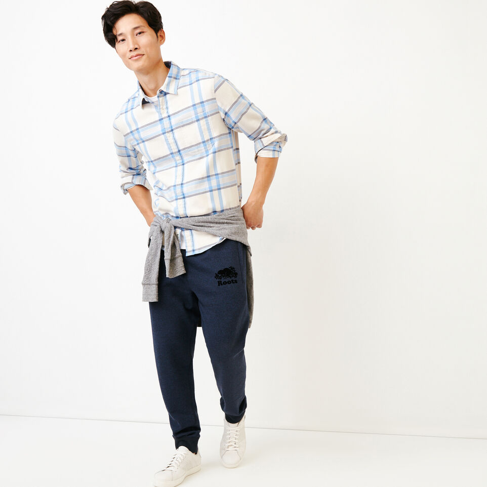Roots-undefined-Parker Plaid Shirt-undefined-B
