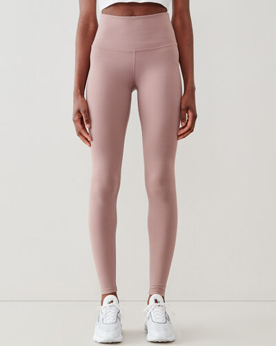 Roots-New For This Month Journey Collection-High Waisted Journey Legging-Twilight Mauve-A
