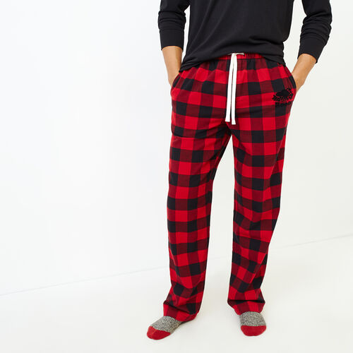 Roots-Men Our Favourite New Arrivals-Inglenook Lounge Pant-Cabin Red-A