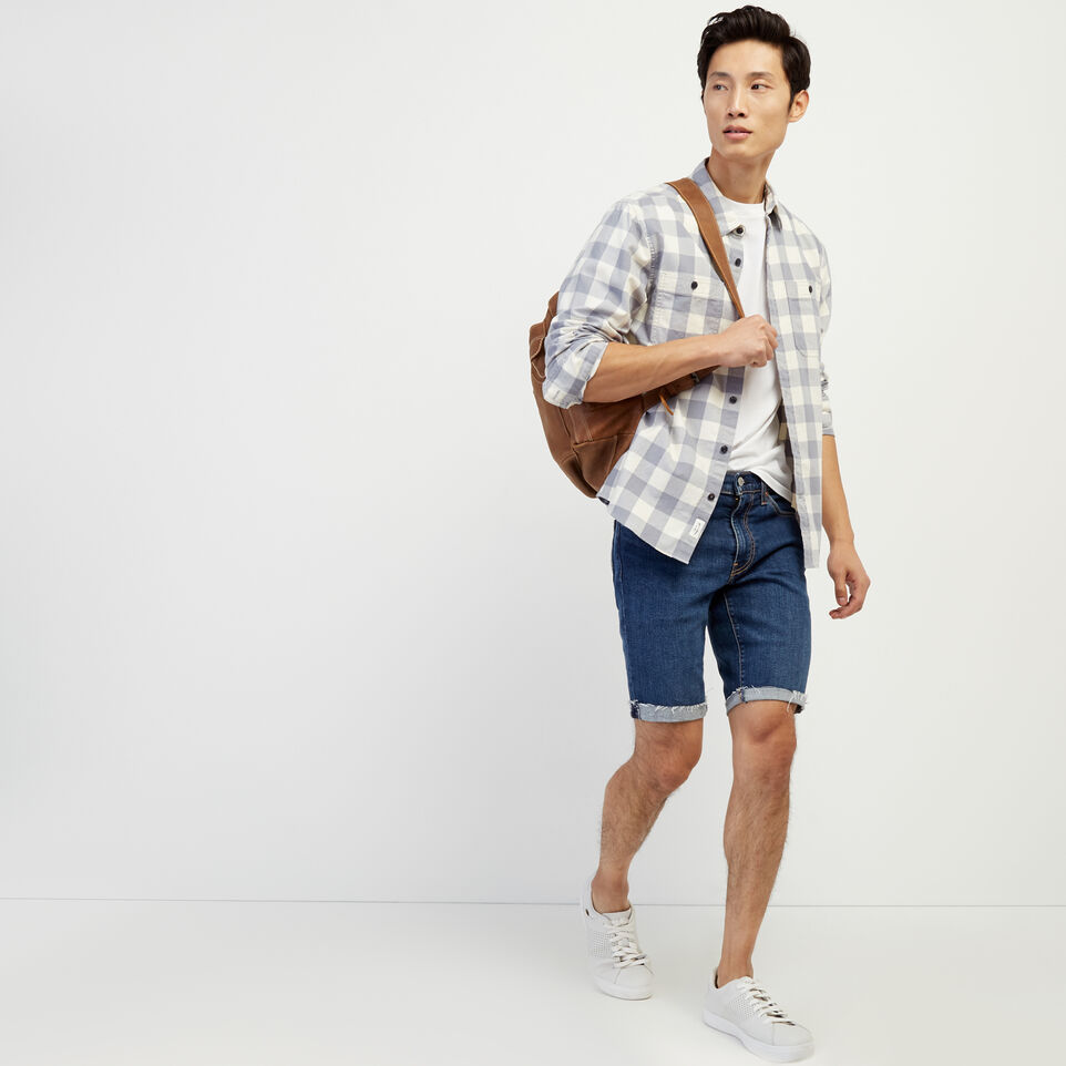 Roots-undefined-Levi's 511 Slim Cutoff Short-undefined-B