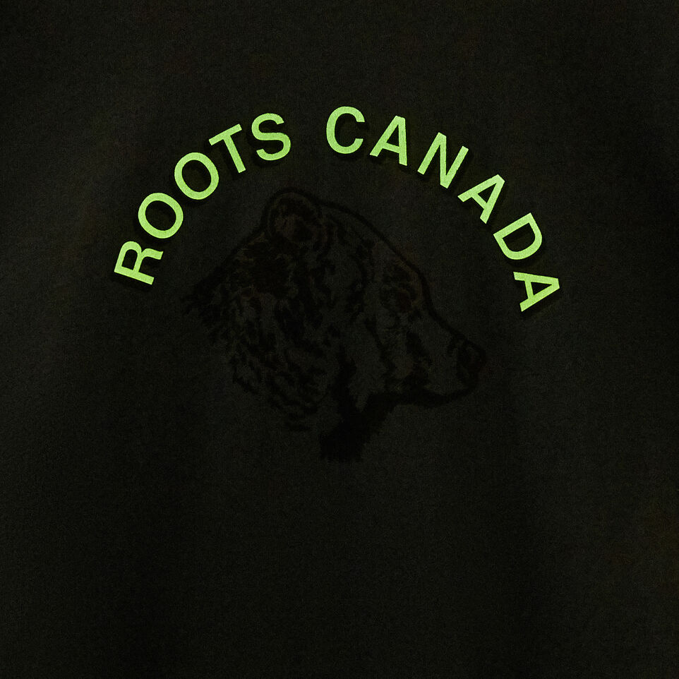 Roots-undefined-Boys Roots Grizzly T-shirt-undefined-E