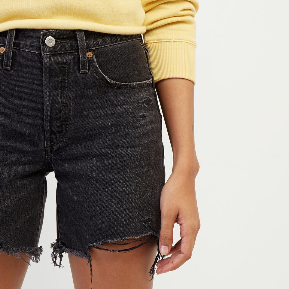 Roots-undefined-Levi's 501 Mid Thigh Short-undefined-E