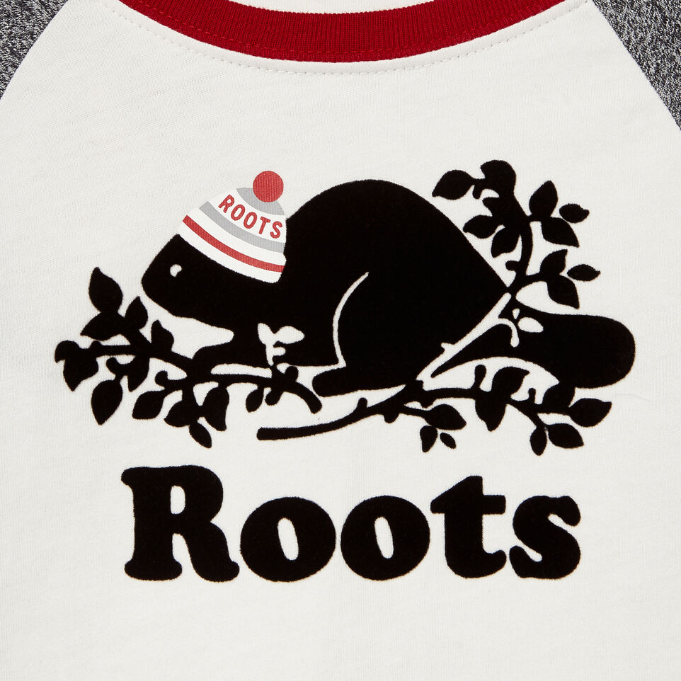 Roots-undefined-Toddler Buddy Raglan T-shirt-undefined-D