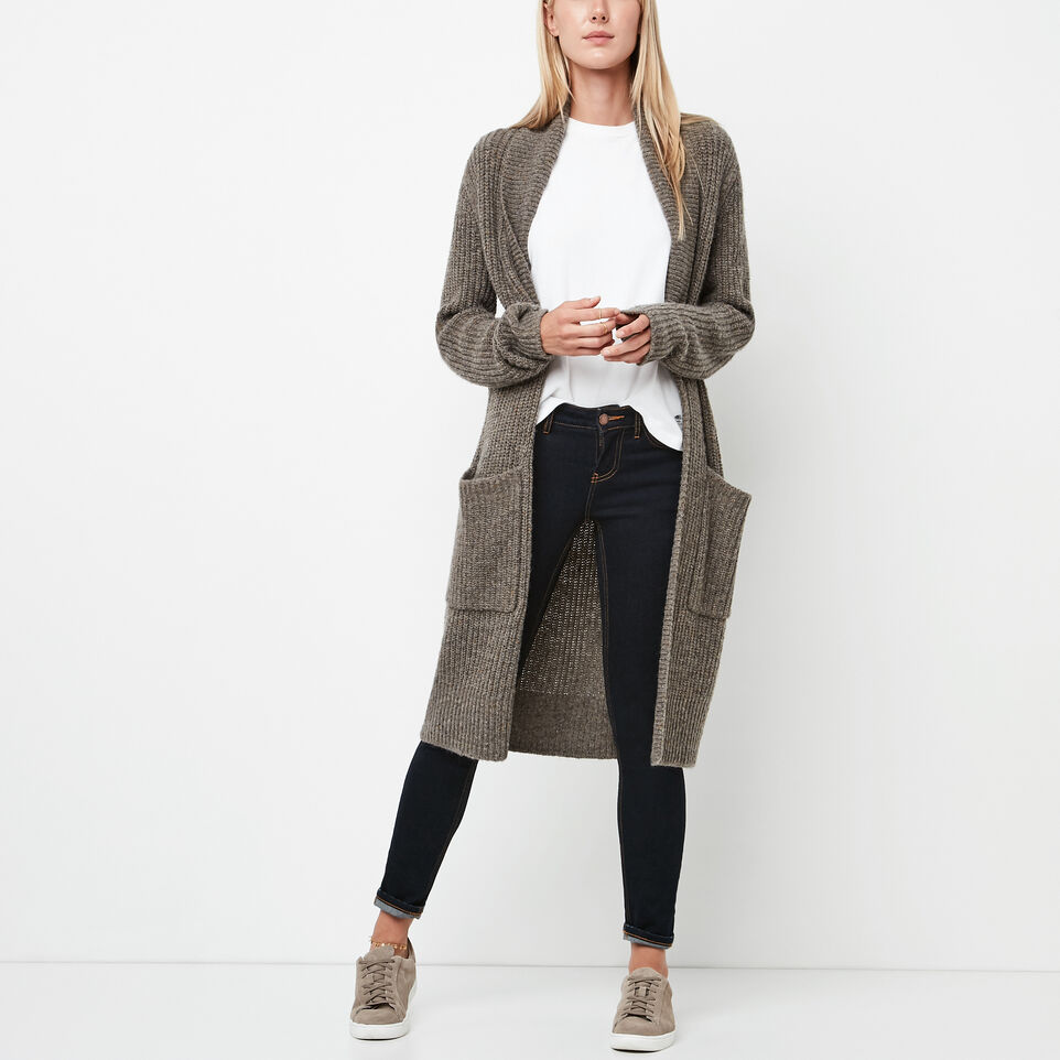 Roots-undefined-Manteau Cardigan Châle Emery-undefined-B