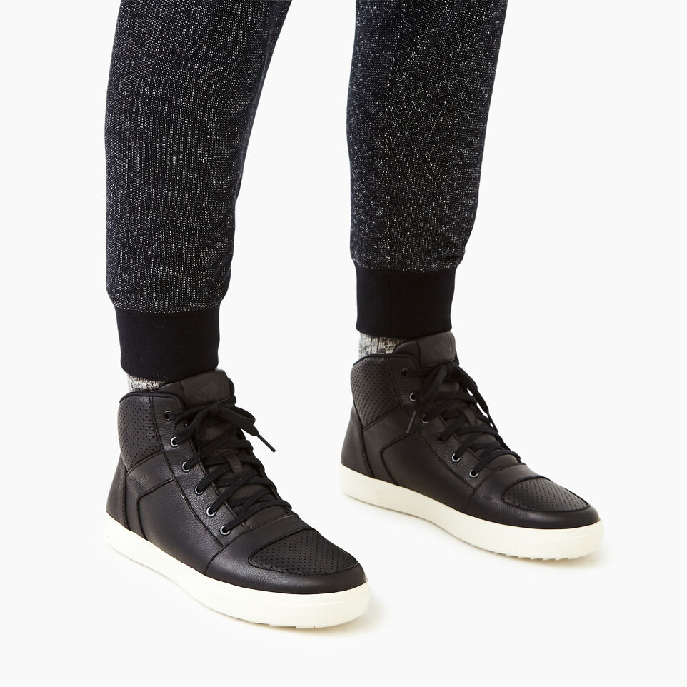 Roots-Footwear Our Favourite New Arrivals-Mens Ossington Hightop-Abyss-B