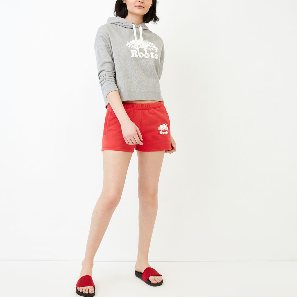 Roots-Women Our Favourite New Arrivals-Melange Terry Hoody-undefined-B