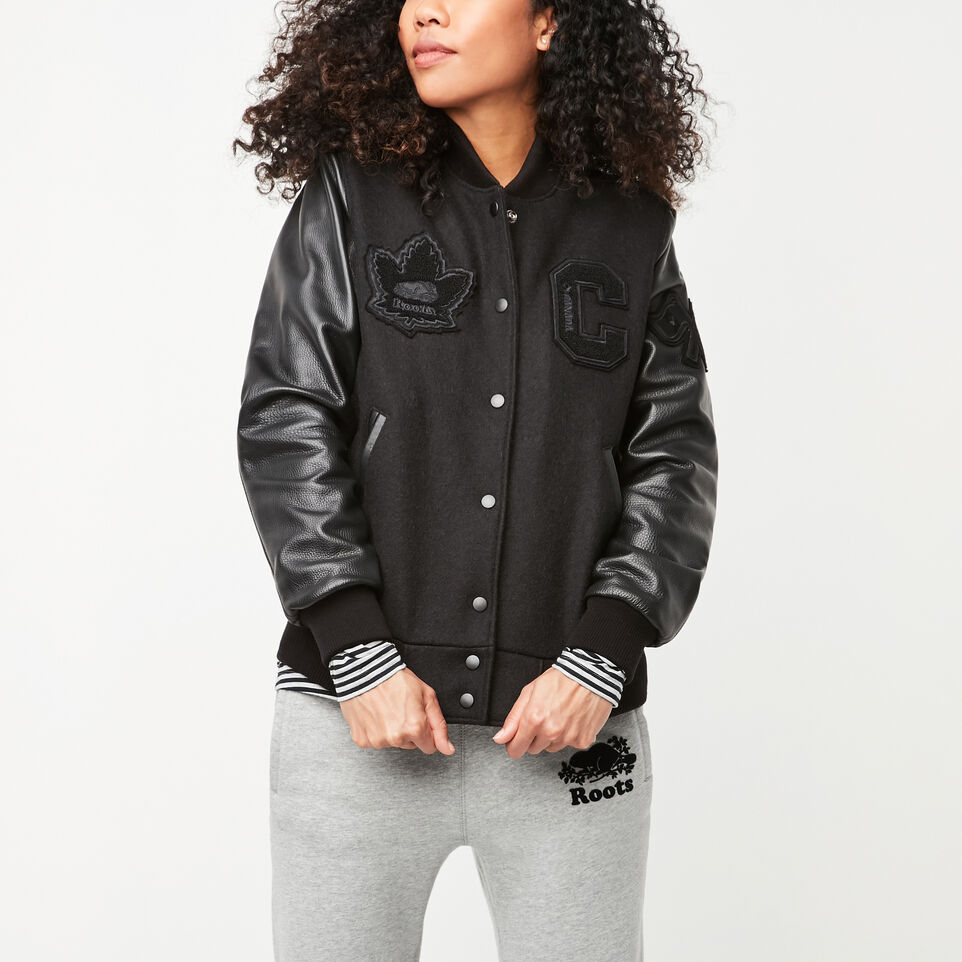 Roots-undefined-Gretzky Jacket Stealth-undefined-C
