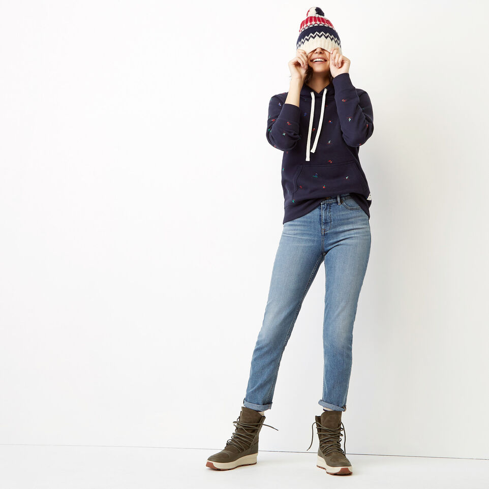 Roots-Women Our Favourite New Arrivals-Skier Boyfriend Hoody-Navy Blazer-B