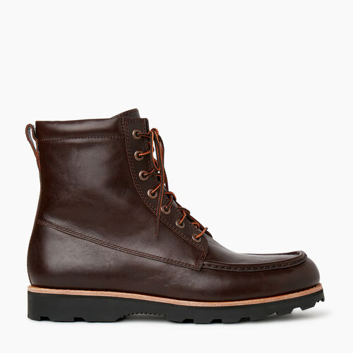 Roots-Footwear Our Favourite New Arrivals-Mens Beltline Boot-Glazed Ginger-A
