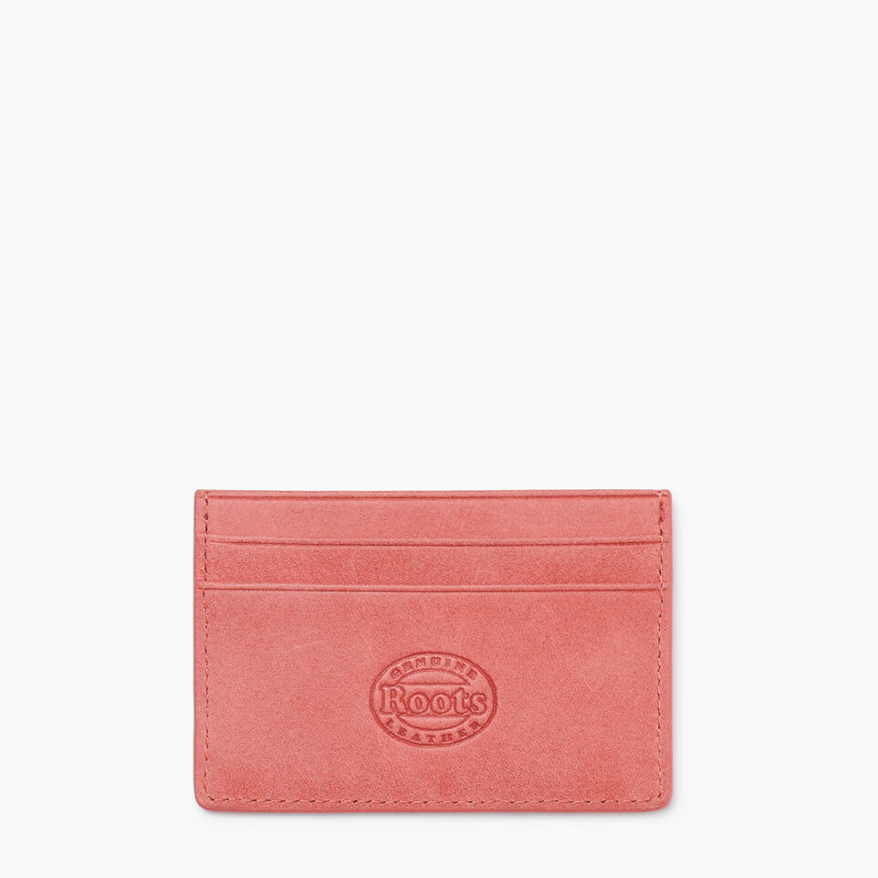 Roots-undefined-Porte-cartes en cuir Tribe-undefined-B