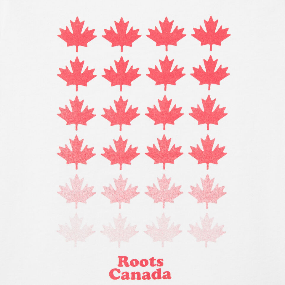 Roots-undefined-Girls Multi-leaf Canada T-shirt-undefined-C