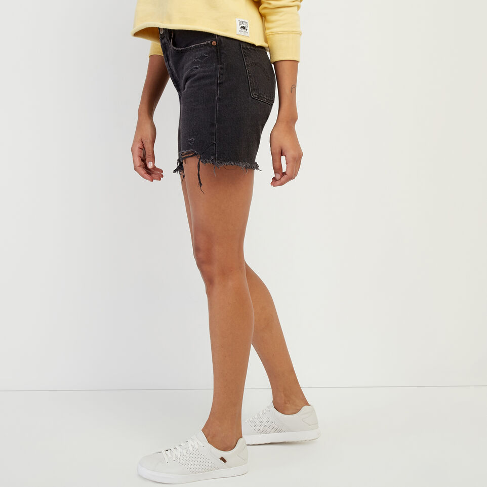 Roots-undefined-Levi's 501 Mid Thigh Short-undefined-C