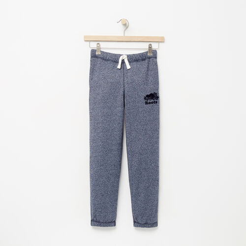 Roots-Kids Categories-Boys Original Sweatpant-Navy Blazer Pepper-A