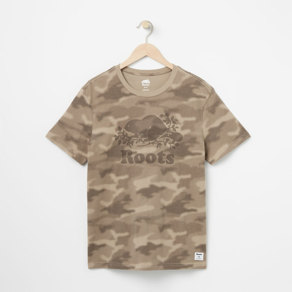 Roots-undefined-Mens Field T-shirt-undefined-A