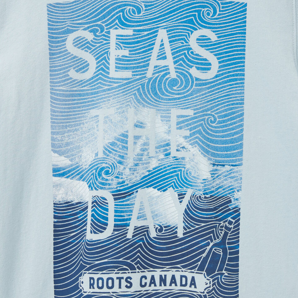 Roots-undefined-Garçons T-shirt Seas The Day-undefined-C