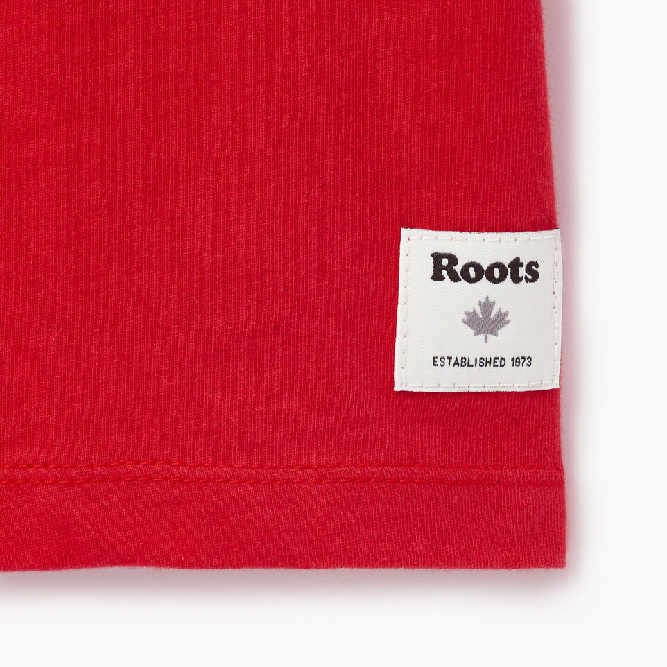 Roots-undefined-Womens Maple Roots T-shirt-undefined-C