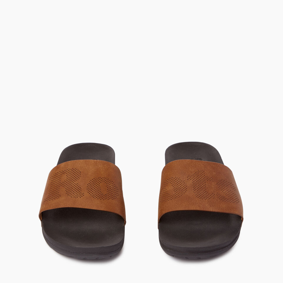 Roots-Footwear Men's Footwear-Mens Long Beach Pool Slide-undefined-D