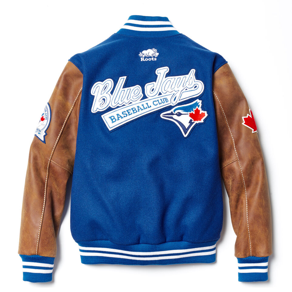 Roots-undefined-Blue Jays 40th Anniversary Jacket-undefined-B