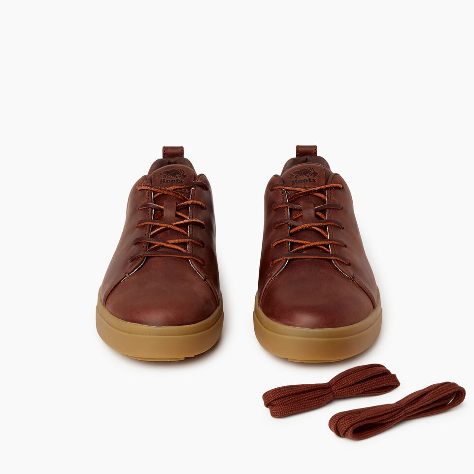 Roots-Footwear Our Favourite New Arrivals-Mens Parkdale Sneaker-Barley-D