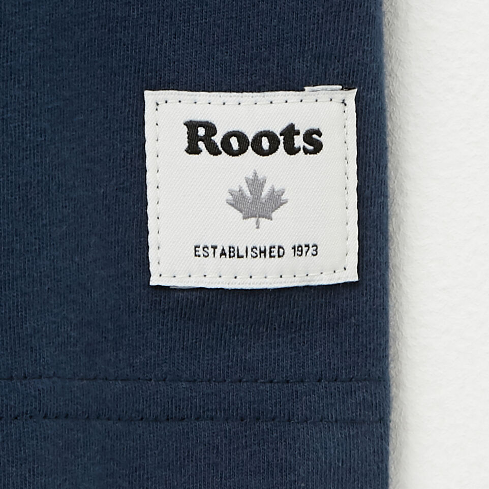 Roots-undefined-T-shirt Keep Paddling pour garçons-undefined-C