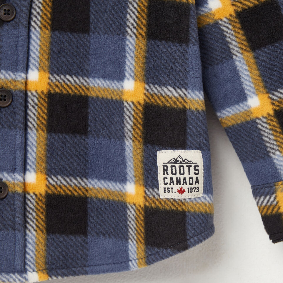 Roots-undefined-Toddler Lake Point Microfleece Shirt-undefined-D